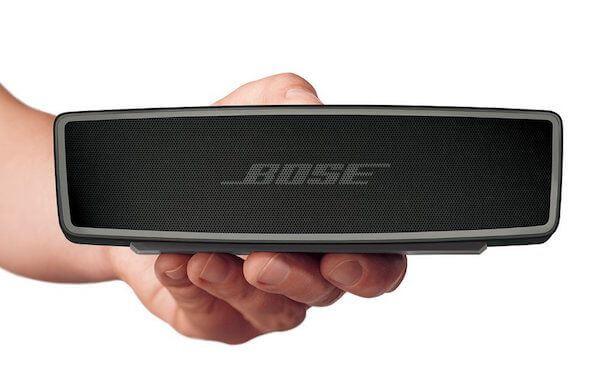 コンパクトでポータブルなBose SoundLink Mini II