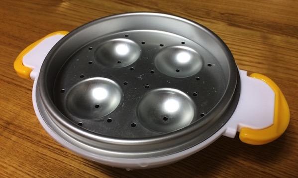 ゆでたまごメーカー 卵皿