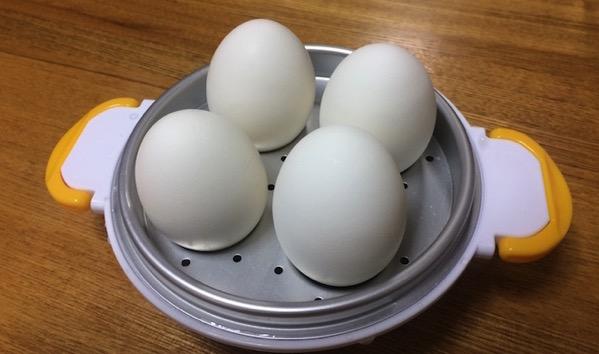 ゆでたまごメーカー 卵