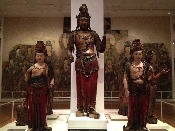 ロイヤル オンタリオ博物館 アジア美術
