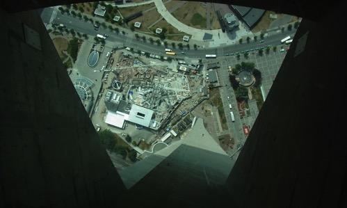 CNタワー展望台