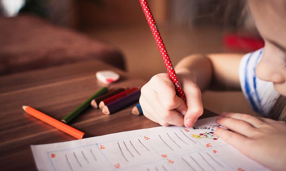 幼児向け教材を利用する