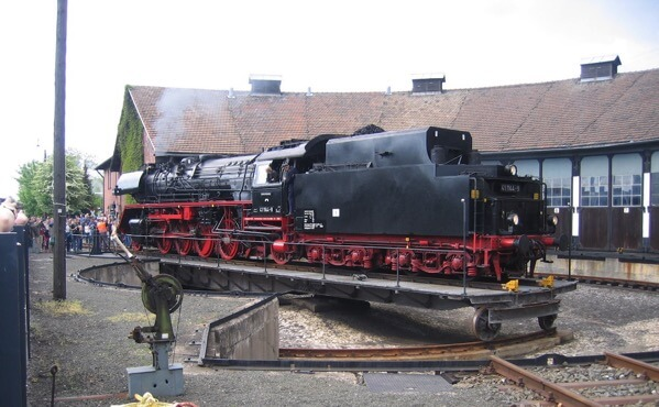 Toront Railway Museum