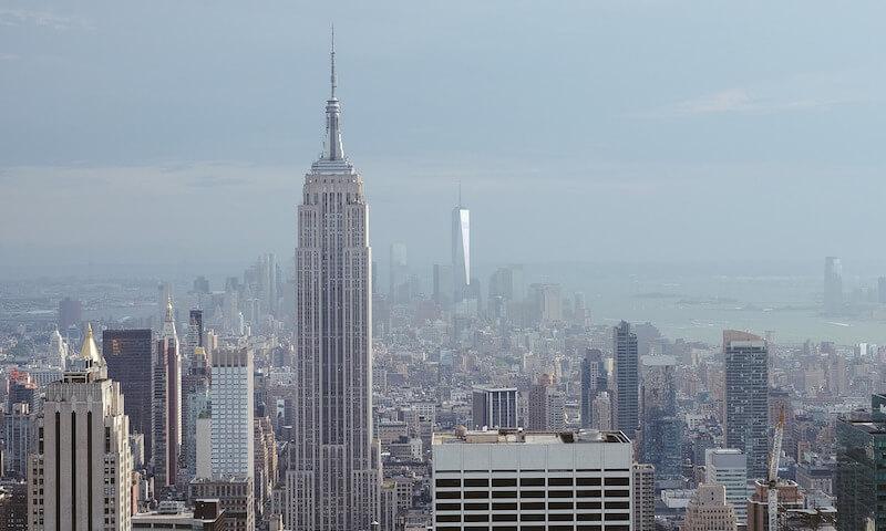 ニューヨーク旅行 旅の概要