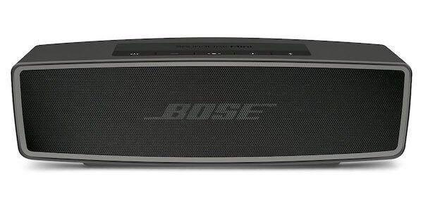 Bose SoundLink Mini II 正面写真