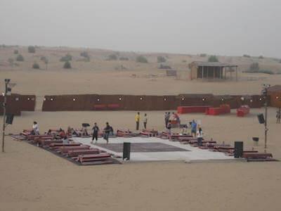 ドバイ砂漠03