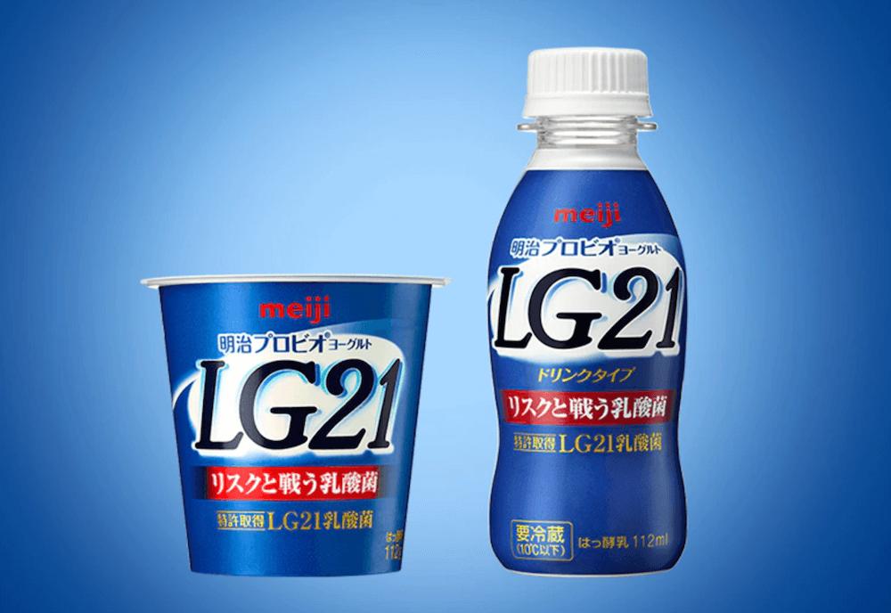 LG21ヨーグルトとは