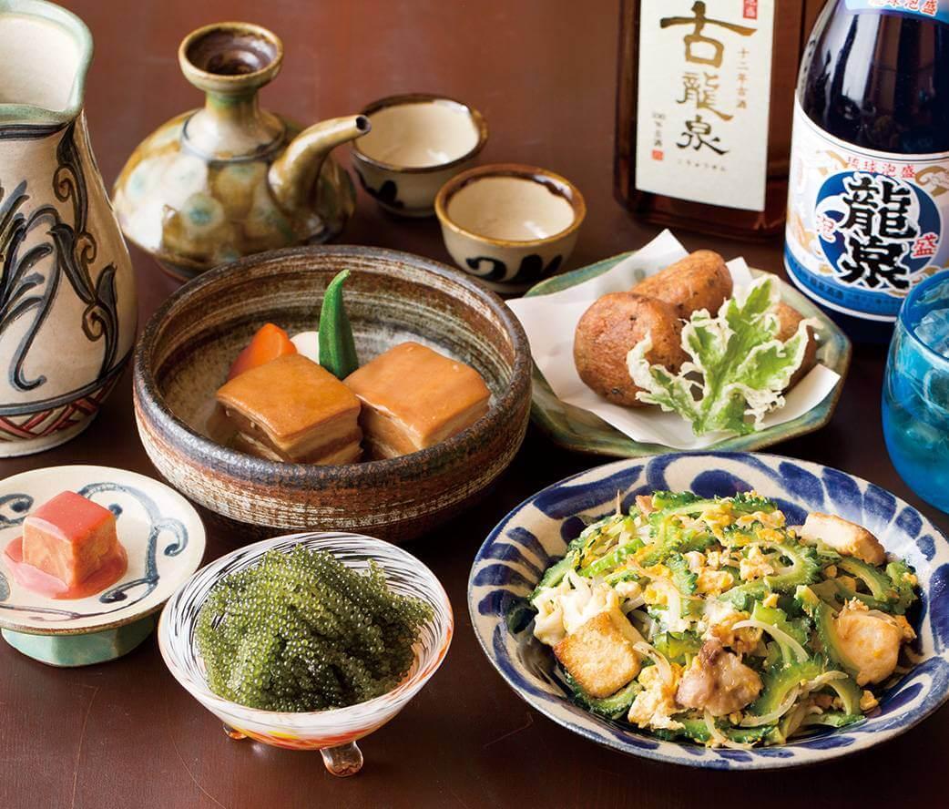 沖縄料理あだん