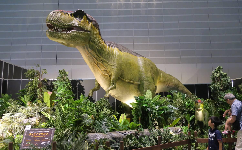恐竜の森01