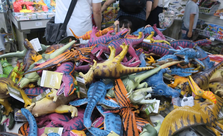 ヨコハマ恐竜ショップ2