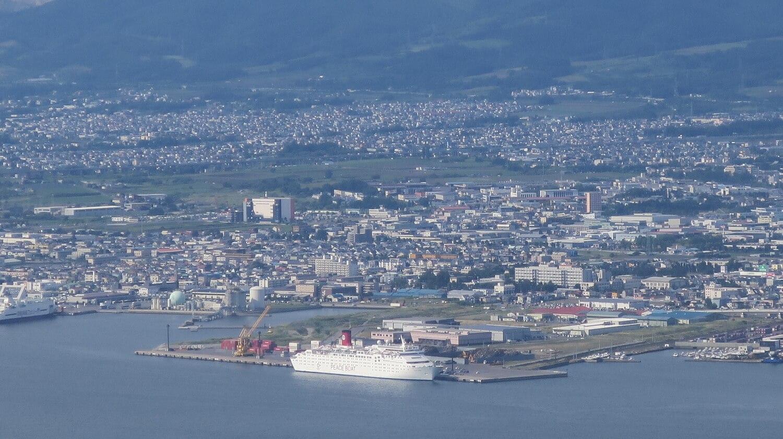 函館山ロープウェー4