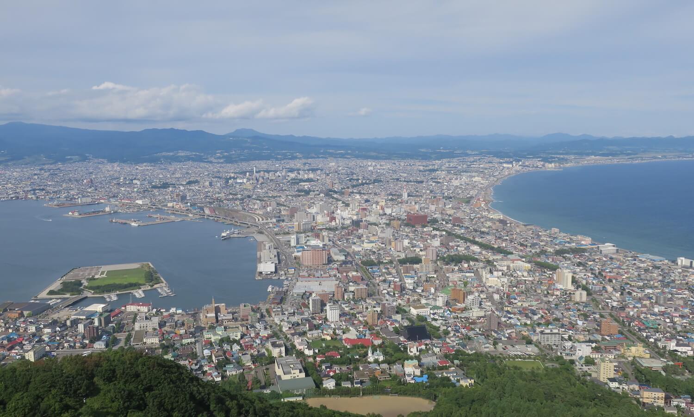 函館山ロープウェー3