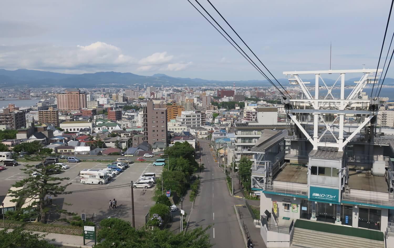 函館山ロープウェー1