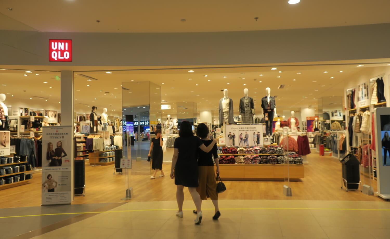 ショッピングモール3