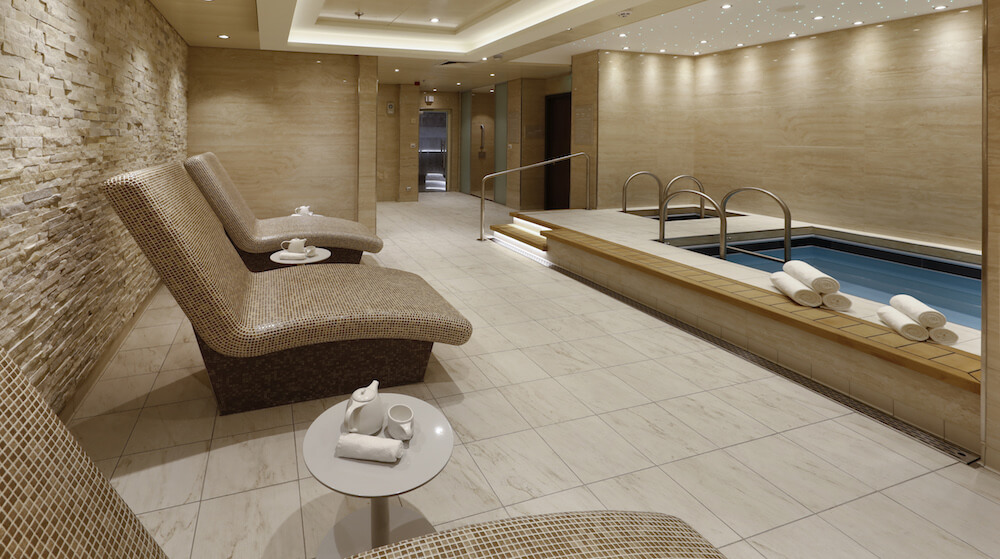CRYSTAL LIFE SPA VITALITY POOL
