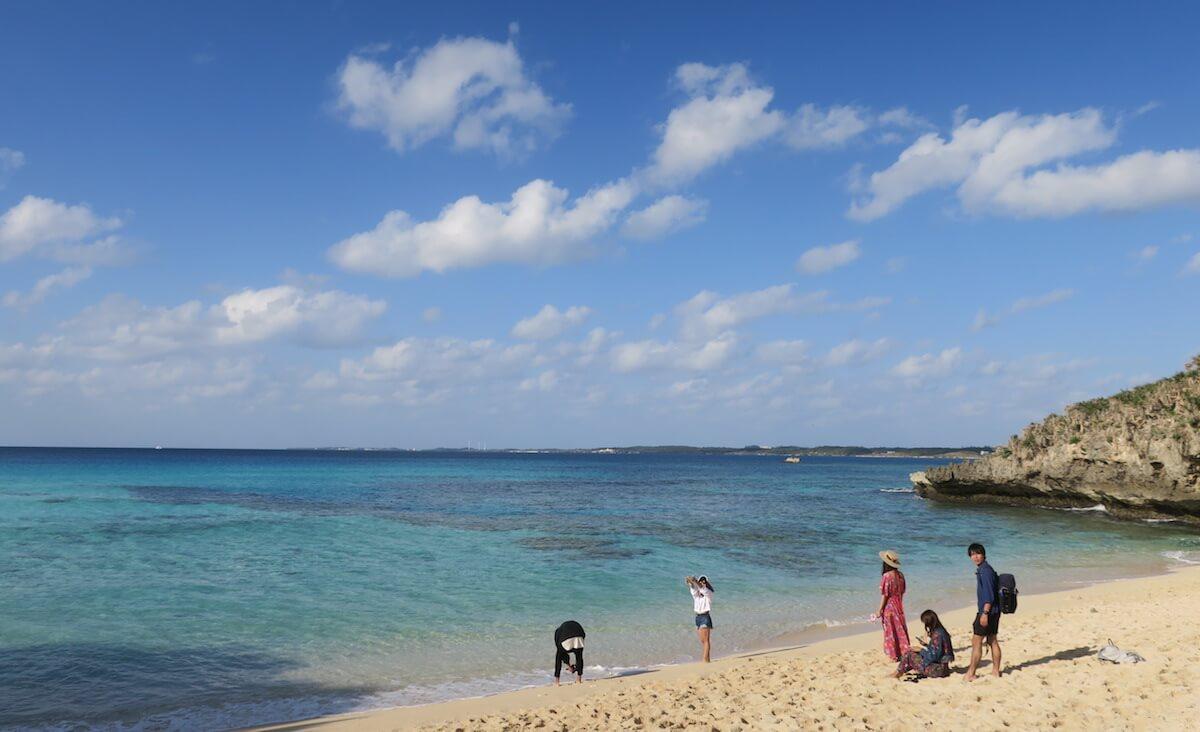 宮古島ビーチ3