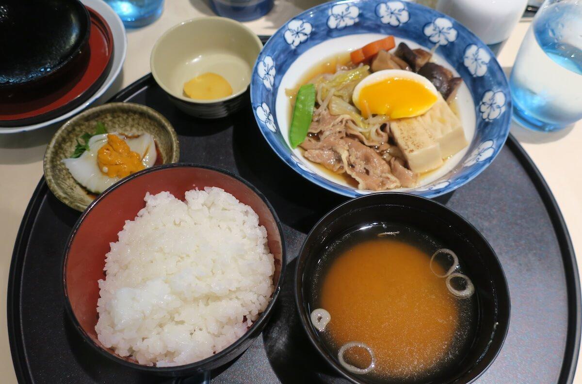 普通の和食