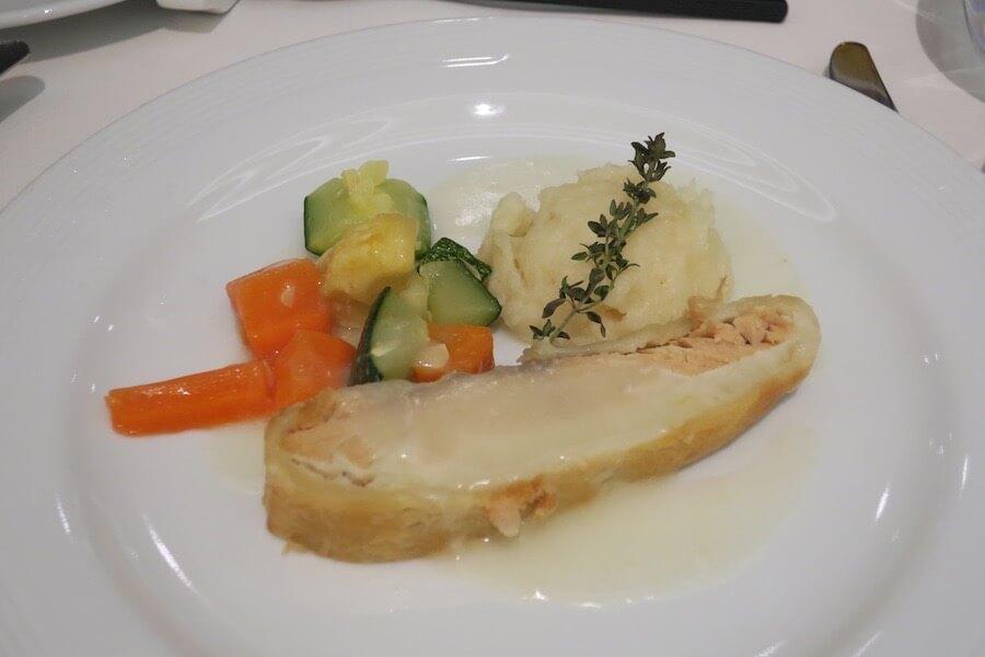 コスタネオロマンチカ レストラン ボッティチェリ 夕食7