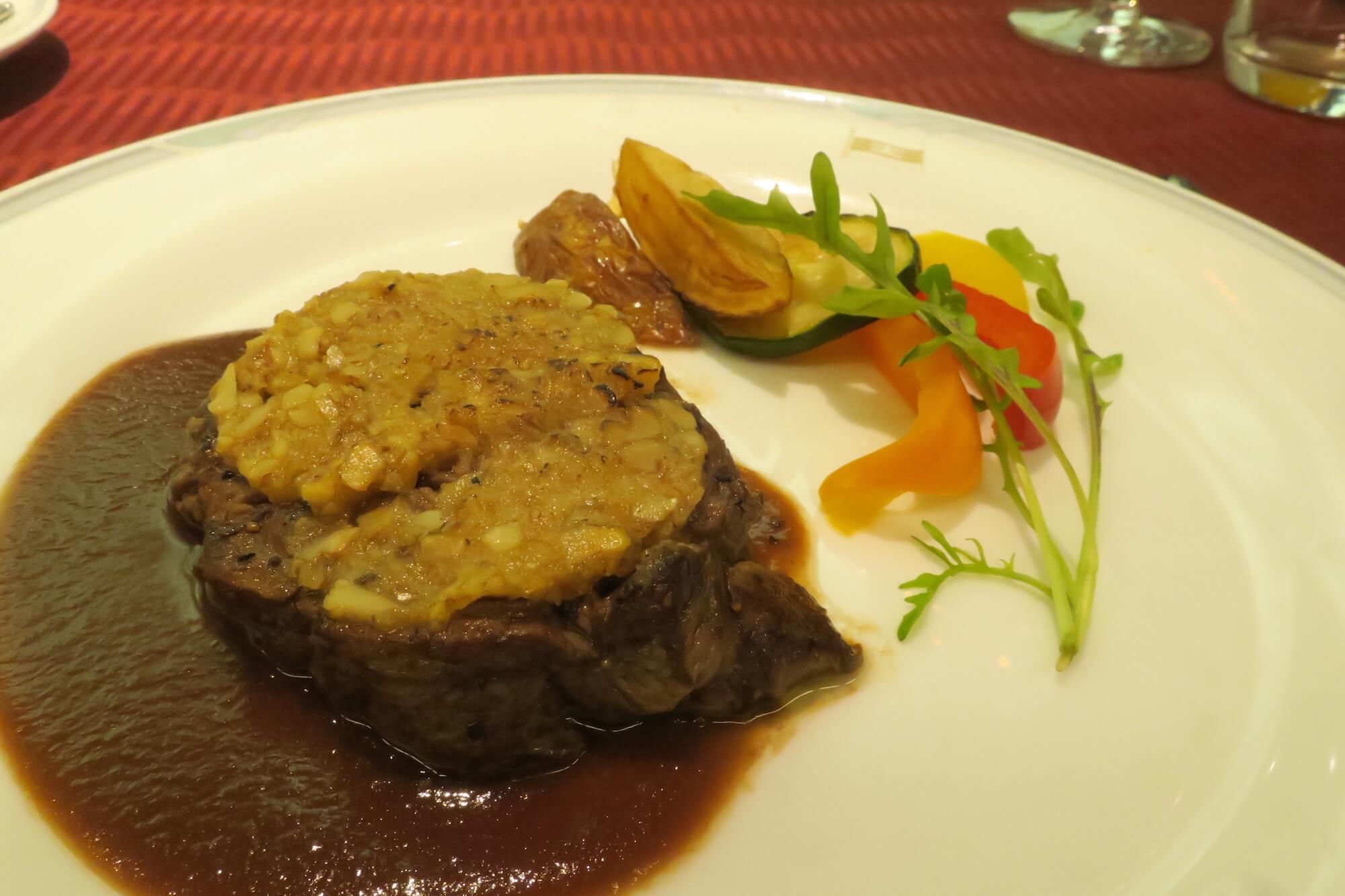 にっぽん丸 牛フィレ肉