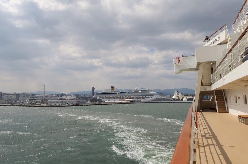 博多港出航シーン04