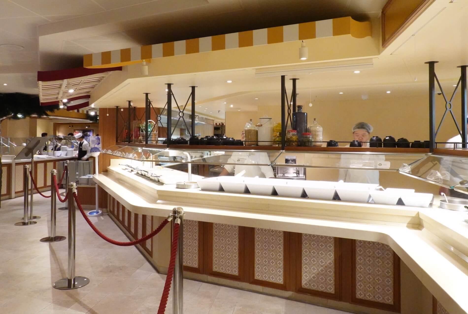 コスタベネチア ビュッフェレストラン01