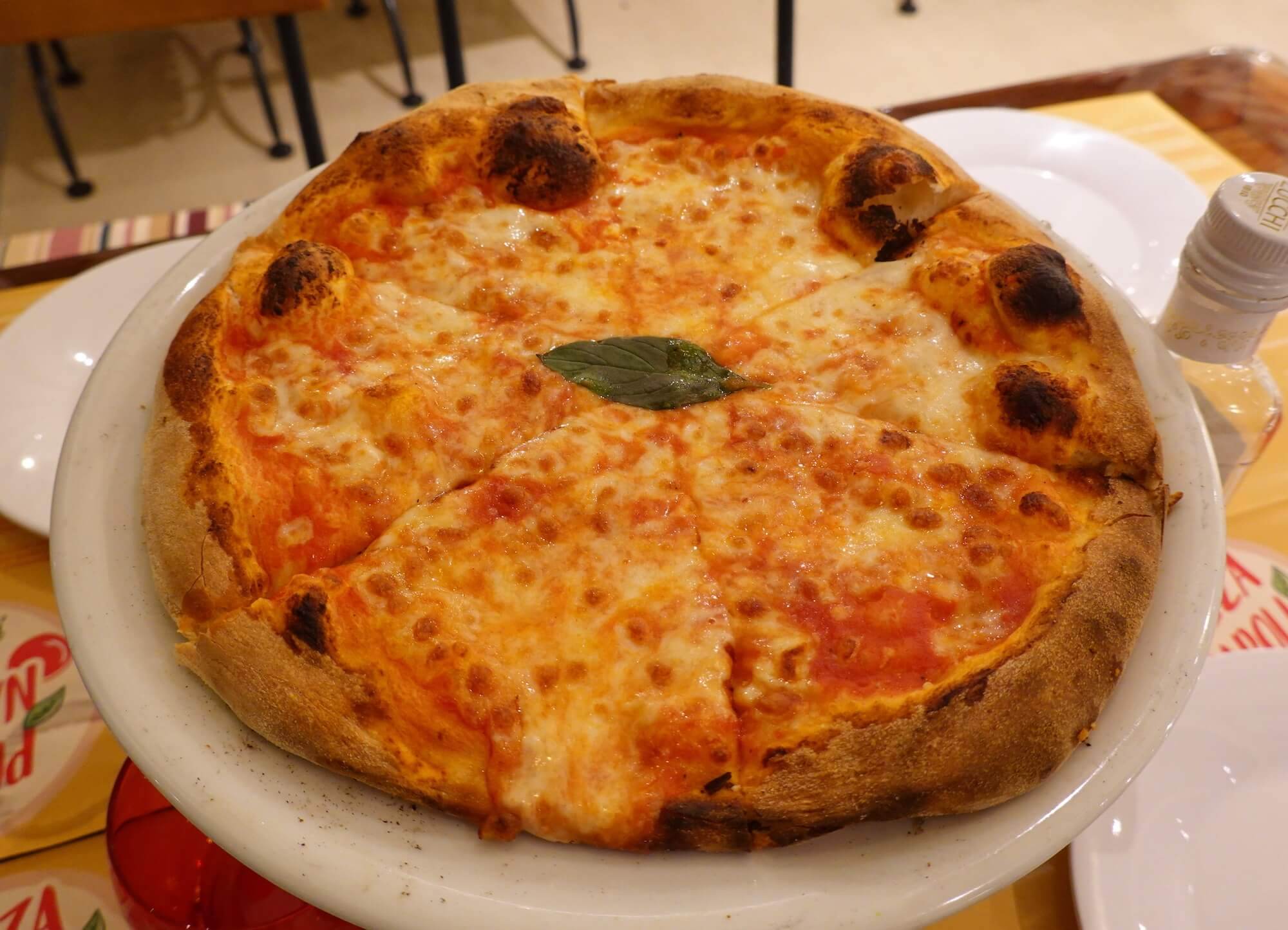 コスタベネチア ピザ