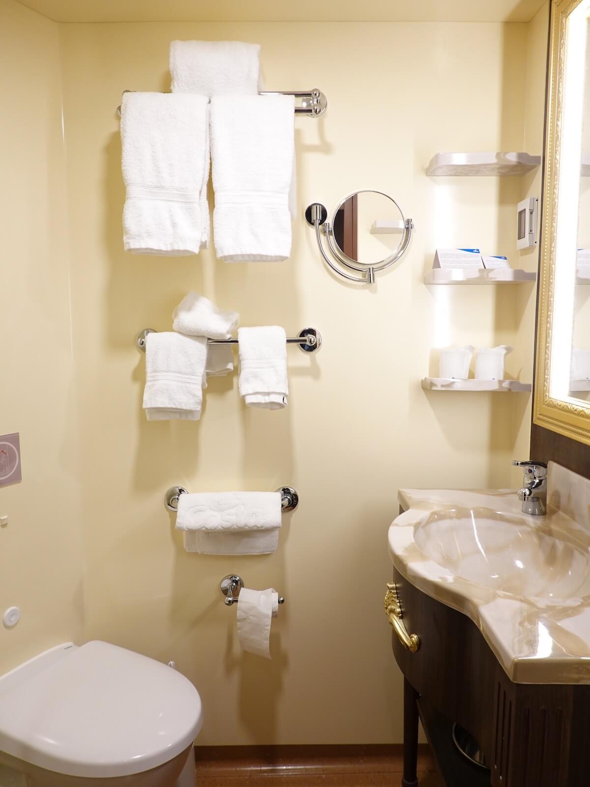 コスタベネチア バスルーム