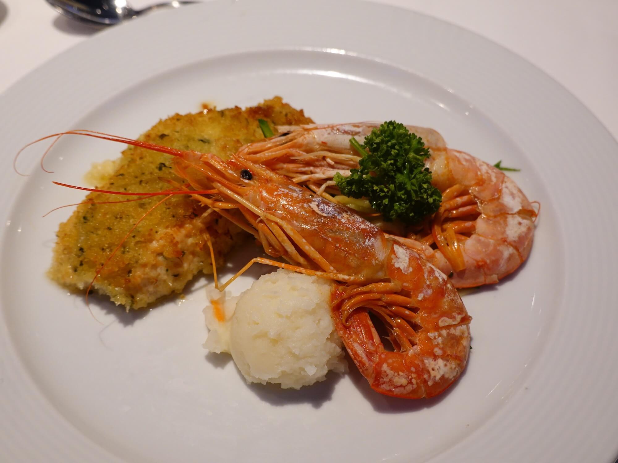 コスタベネチア メインレストラン マルコポーロ05