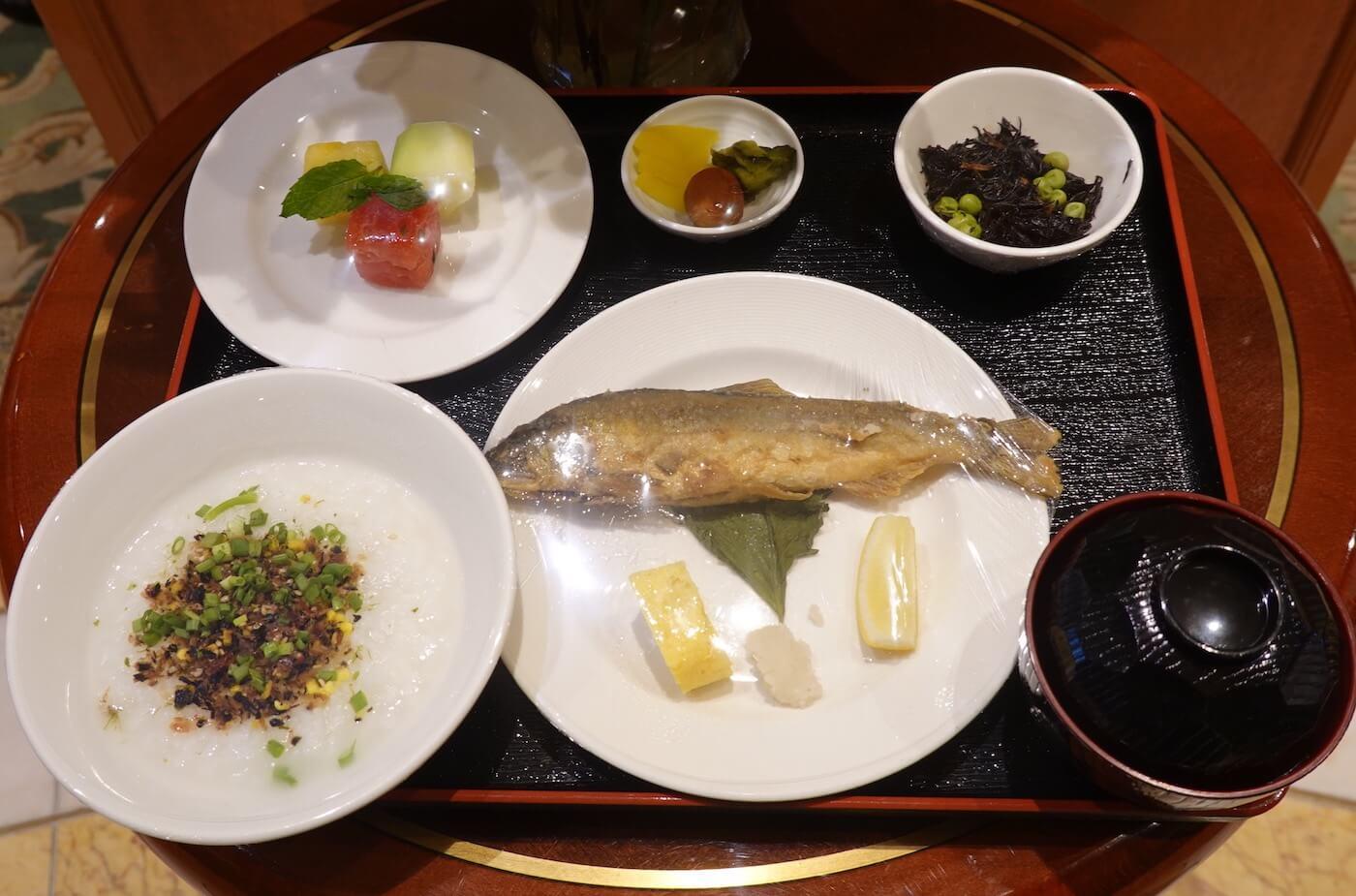 ダイヤモンドプリンセス 日本食セット