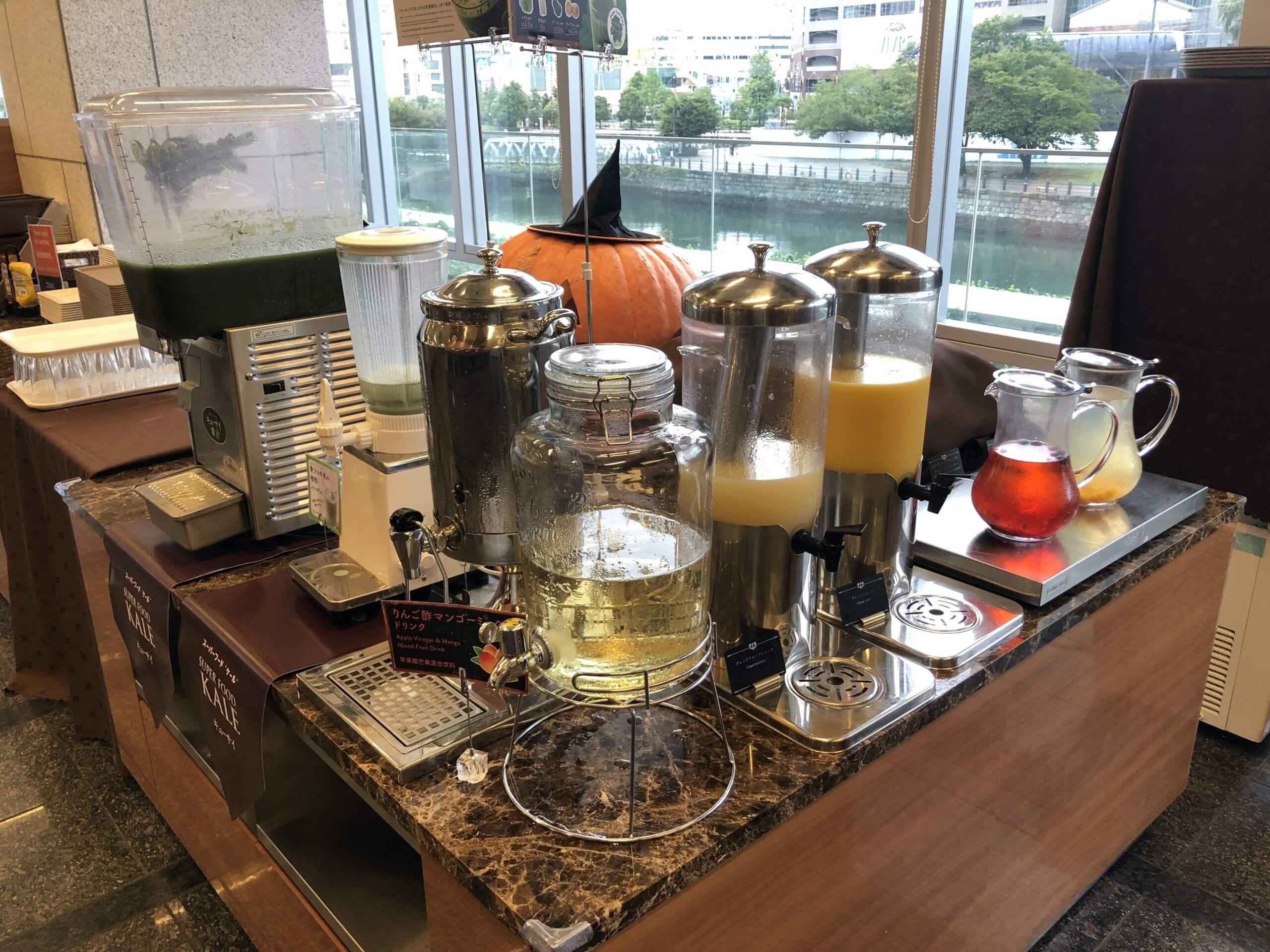アパホテル リゾート 横浜ベイタワー 朝食06