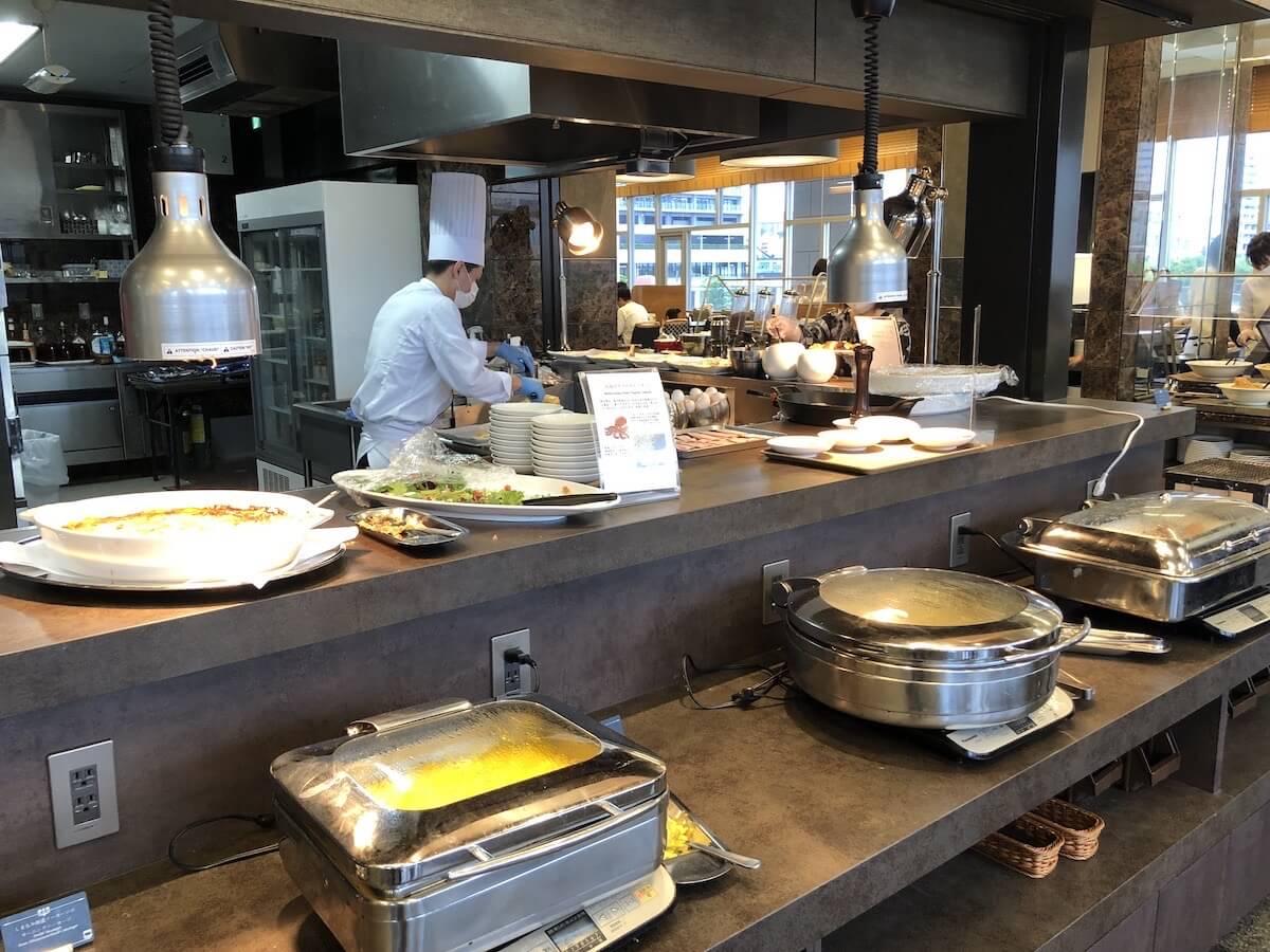アパホテル リゾート 横浜ベイタワー 朝食02
