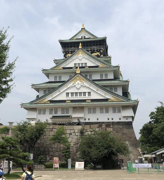 大阪城02