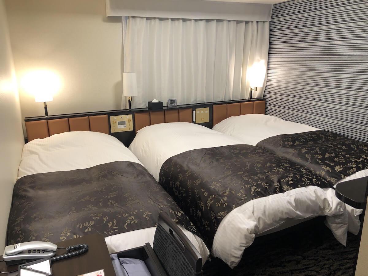 アパホテル リゾート 横浜ベイタワー 客室01