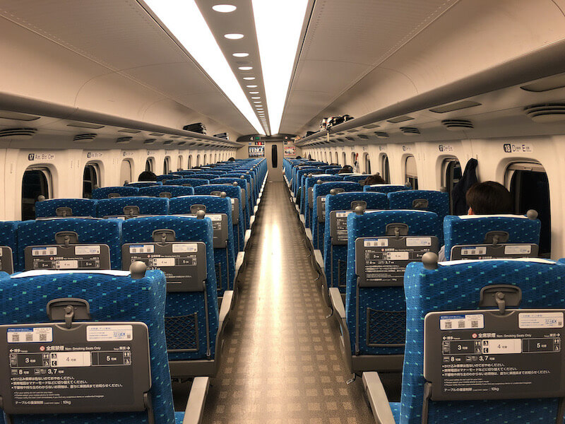 GoTo 大阪 新幹線