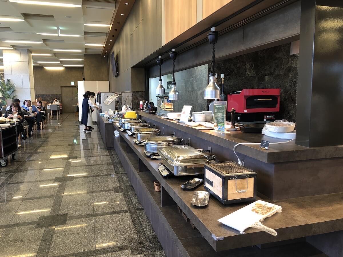 アパホテル リゾート 横浜ベイタワー 朝食03