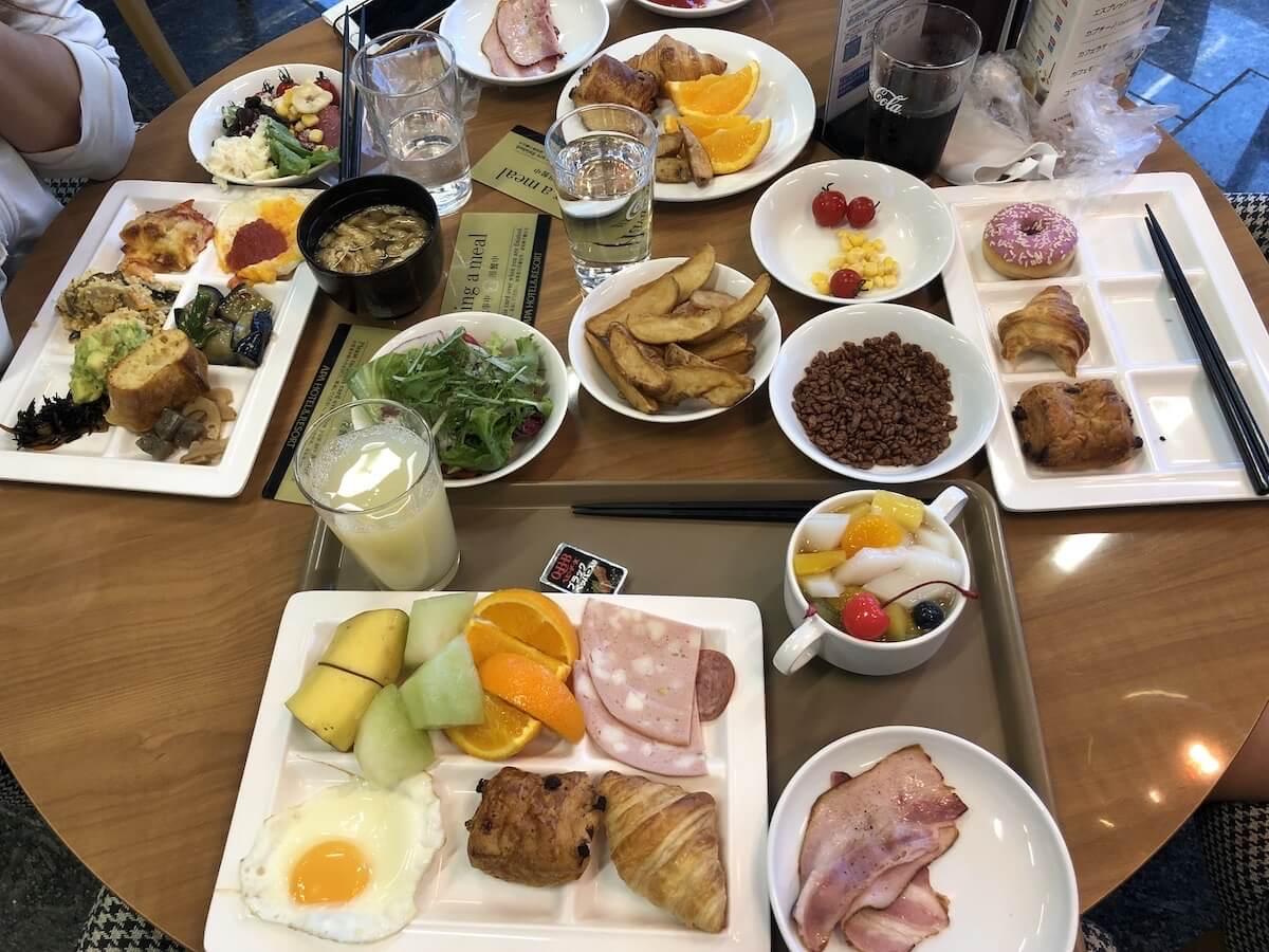 アパホテル リゾート 横浜ベイタワー 朝食05