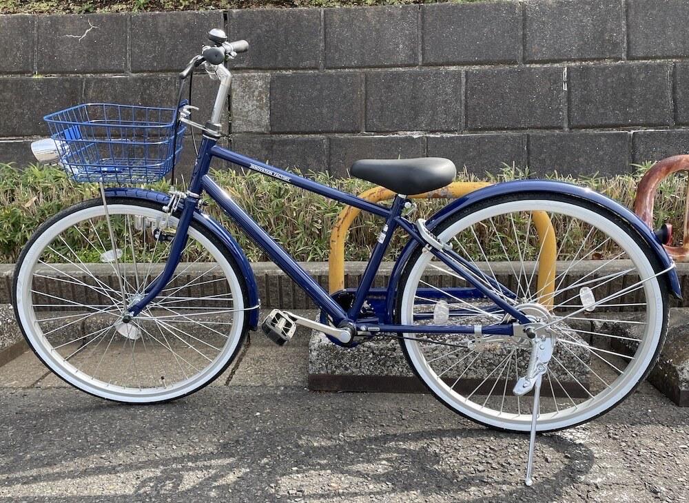 あさひの自転車 イノベーションファクトリー 購入しました