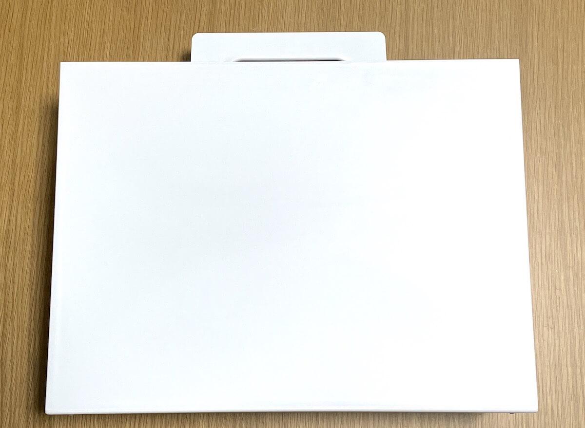 持ち手付きファイルボックス